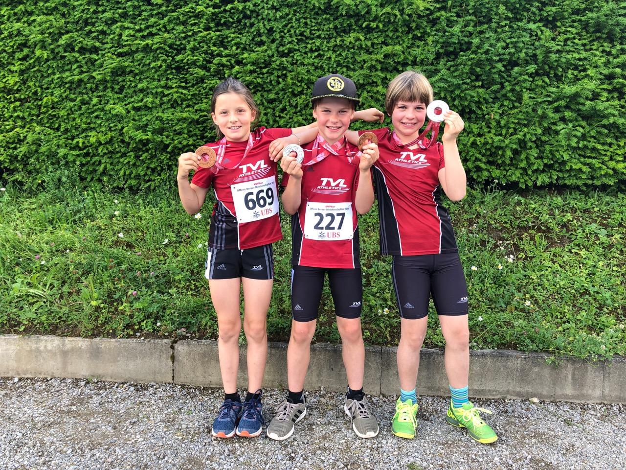 Bericht – Berner Einzelmeisterschaften Thun (15./16.06.2019)