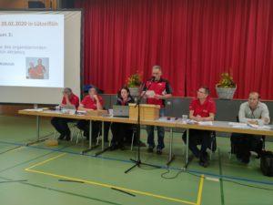 Delegiertenversammlung Bernischer Leichtathletik Verband BLV in Lützelflüh