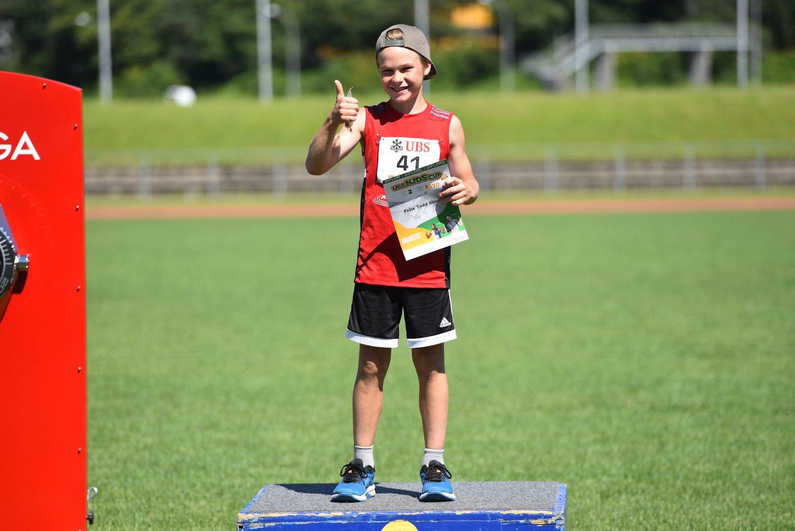 Kids Cup Langenthal – erster Wettkampf nach Pause