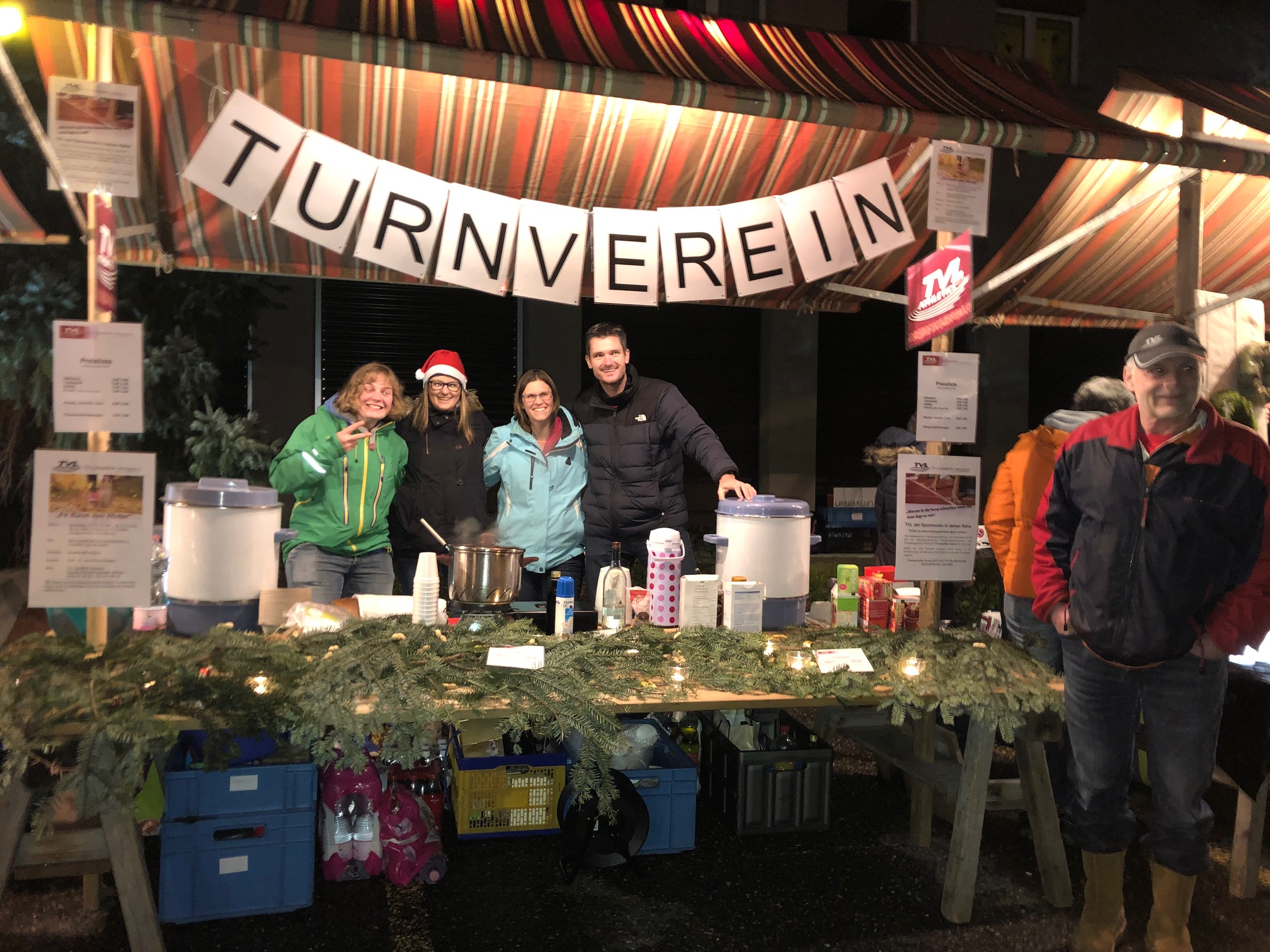 Read more about the article Adventsmärit Lützelflüh – ein kurzes Resumé