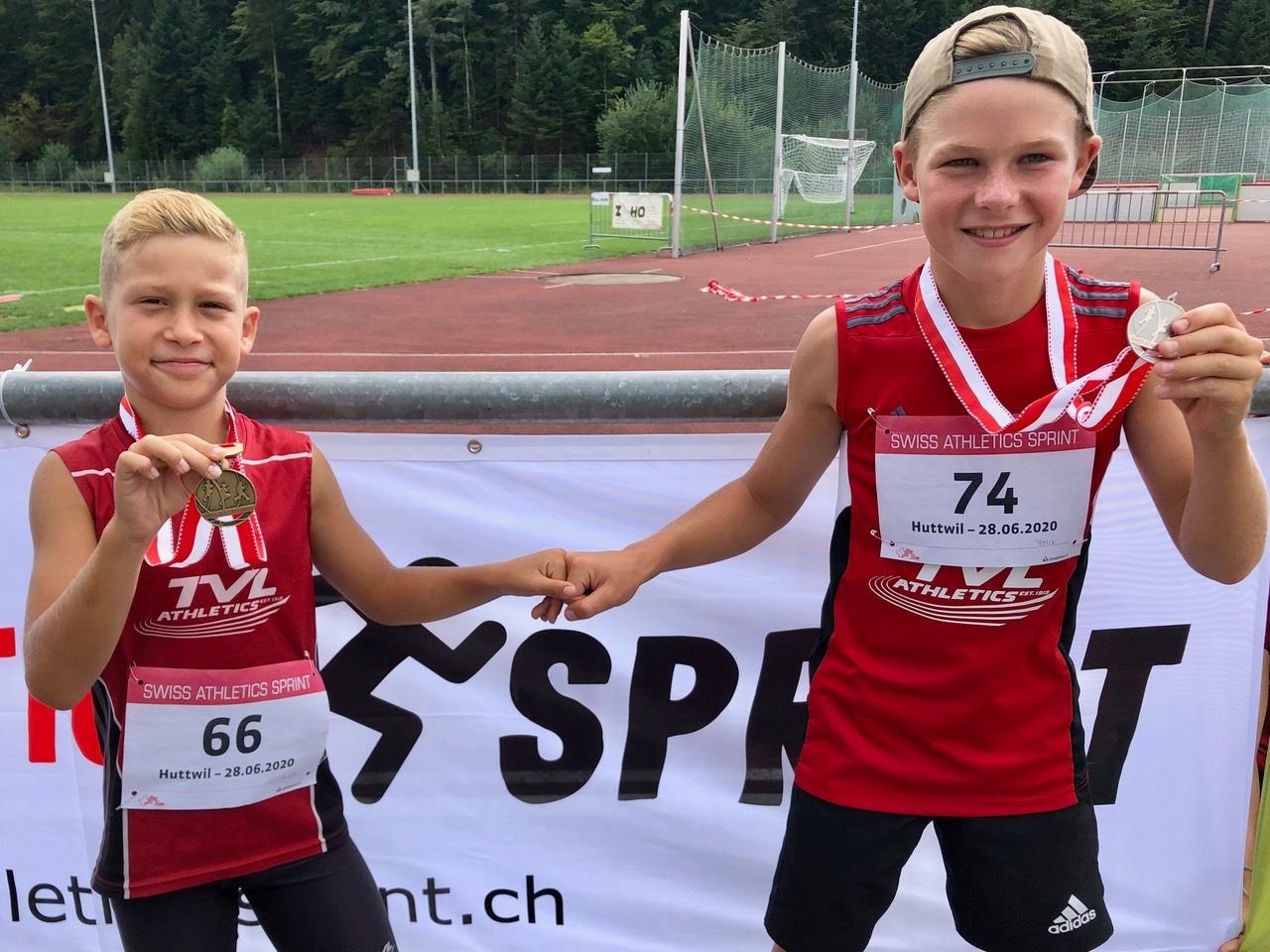 Bericht – Swiss Athletics Sprint Kantonalfinal 2020 Huttwil
