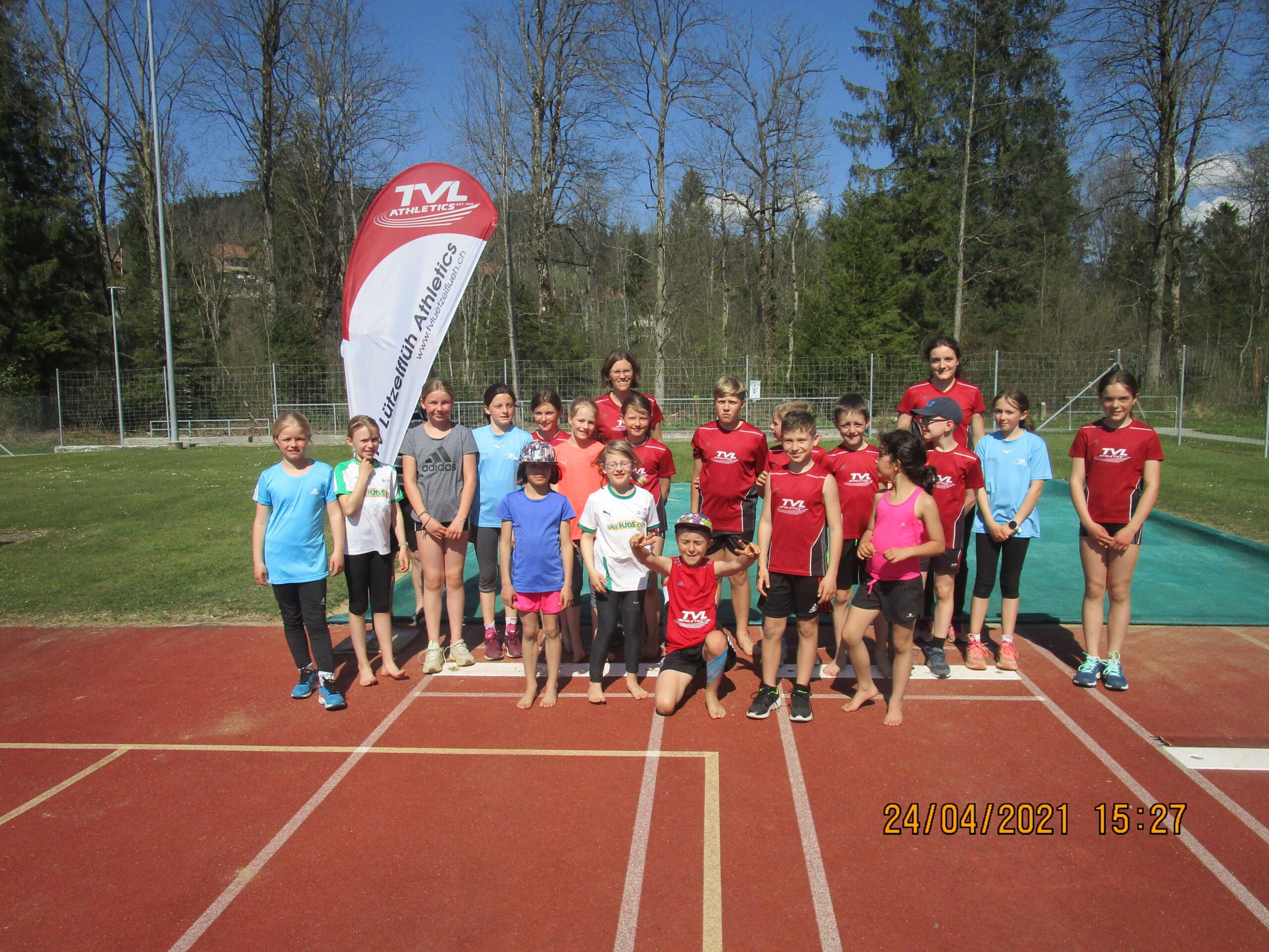 U10 und U12 Trainings-Samstag