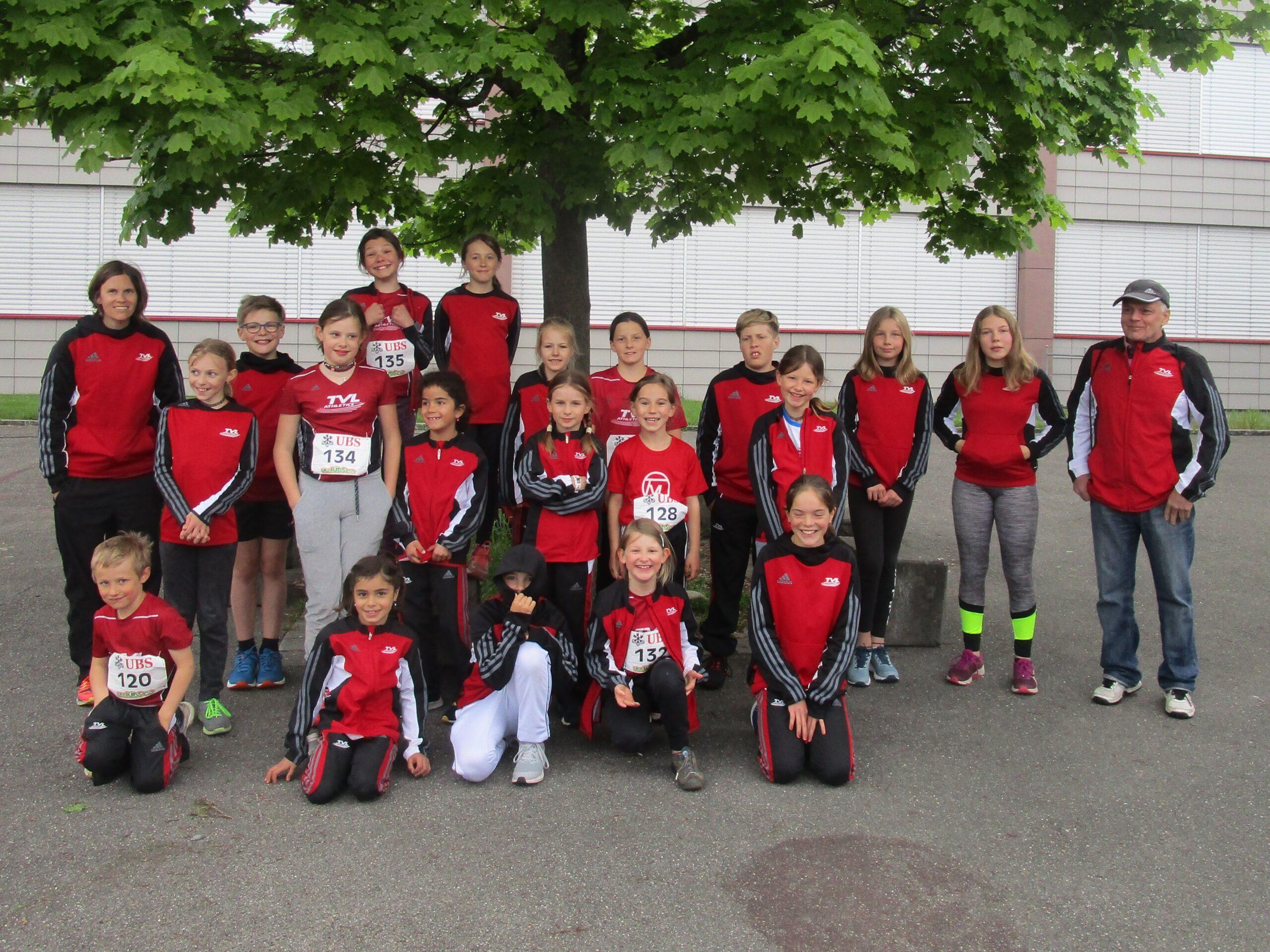 Bericht UBS Kids Cup Oberburg 2021