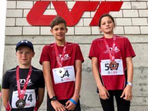 Bericht Berner Nachwuchs Meisterschaften Thun 2021