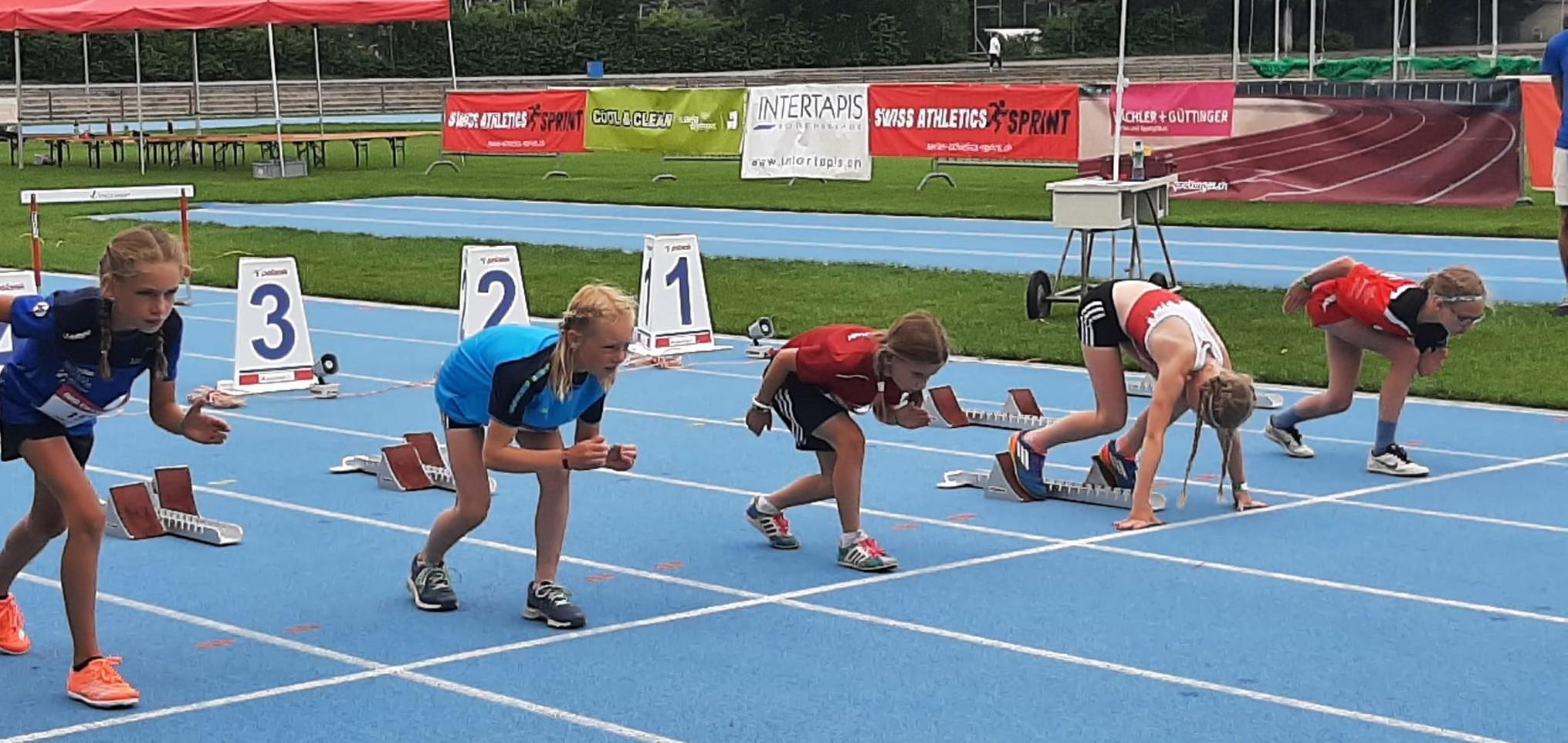 Read more about the article Bericht Swiss Athletics Sprint Kantonalfinal 2021