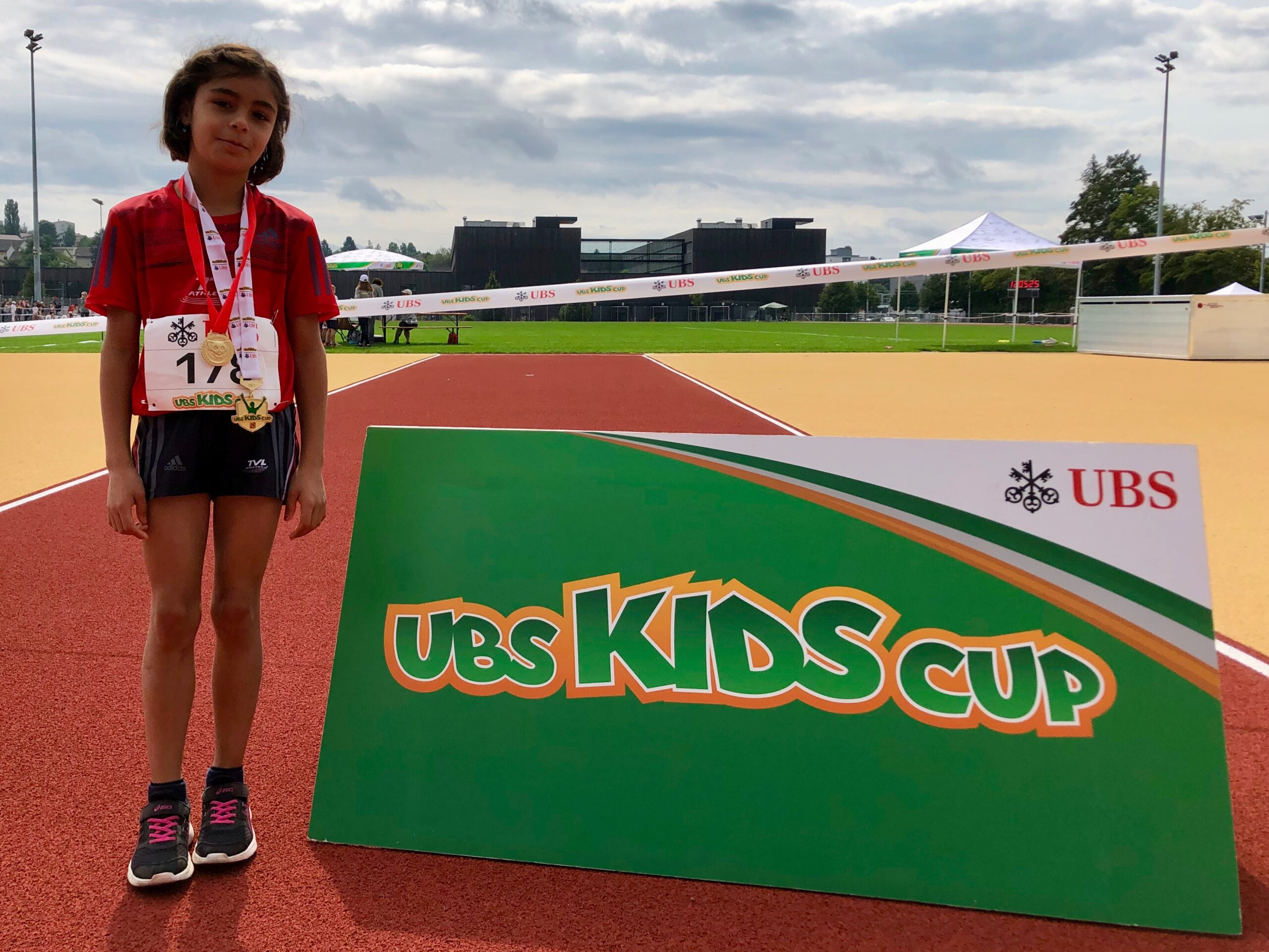 Read more about the article Bericht UBS Kids Cup Kantonalfinal in Biel